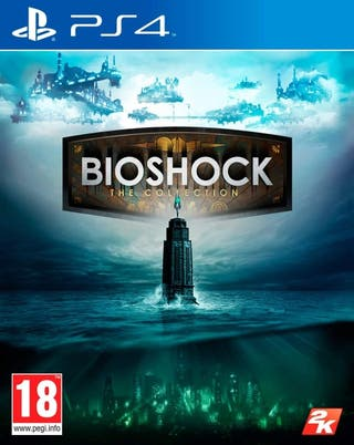 BIOS HOCK COLLECTION PS4