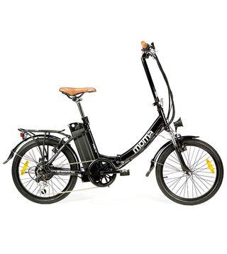 Bicicleta eléctrica plegable MOMA