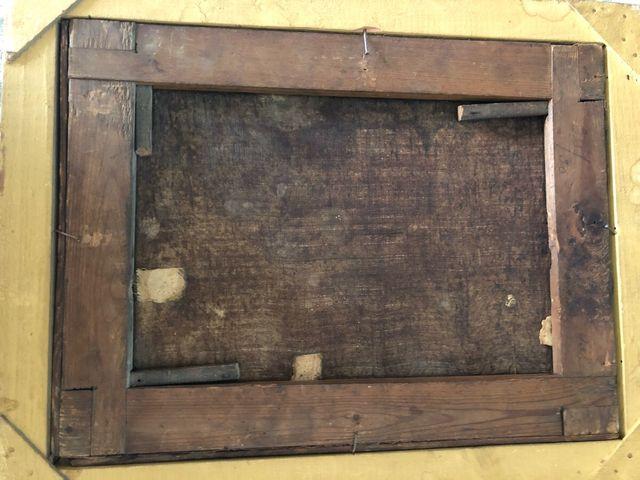 Cuadro Antigüedades Óleo