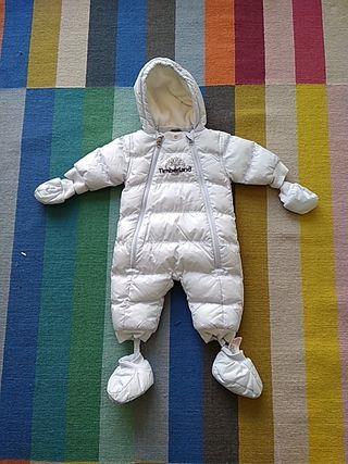 Buzo bebé Timberland. 6 meses