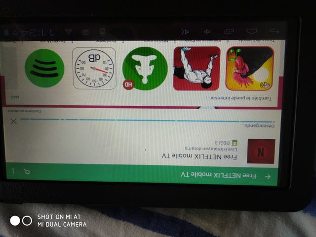 Tablet Ansonic 9 + tarjeta 2 Gigas