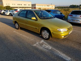 """Citroën Xsara 2000 1.6i 110CV GASOLINA """"B"""" 75€/mes"""