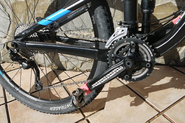 Bicicleta Trek top fuel 8 talla 18,5 de 29 pulgada