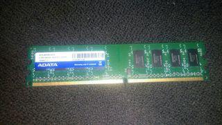 Adata memoria ram 2gb ddr2 800