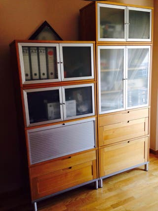 Mueble ikea de segunda mano en palma de mallorca en wallapop - Ikea mueble oficina ...