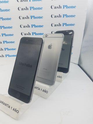 Iphone 6 16GB Gris Espacial Ocasión
