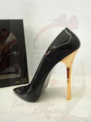 Mano Regalo Segunda Original Zapato Por Mujer De Perfume Para 0qPvBw
