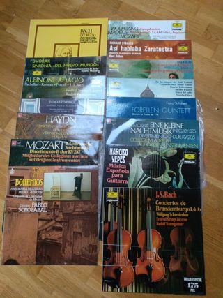 Discos musica clásica