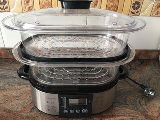 Cocina al Vapor Automática