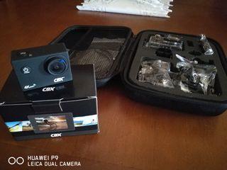 cámara deportiva cbx 4k