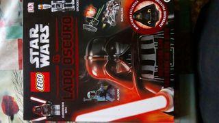 Libro Star Wars Lego