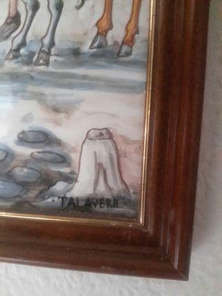 ceramica antigua de Talavera