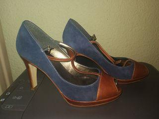 Zapatos mujer 39 fosco