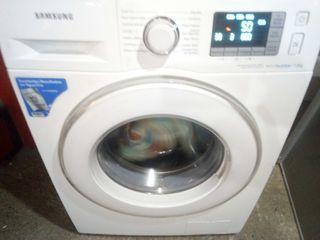 lavadora Samsung 7 Kg Transporte