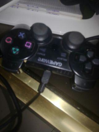 dos mandos para PS3