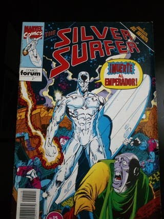 MARVEL COMICS SILVER SURFER N. 15