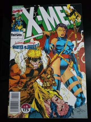 MARVEL COMICS X MEN N. 6