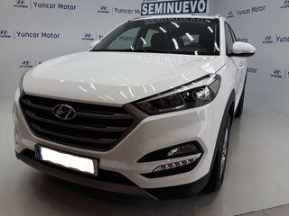 Hyundai Tucson crdi seminuevo en Fuenlabrada2018