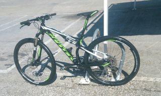 Bicicleta de montaña Scott spark 960
