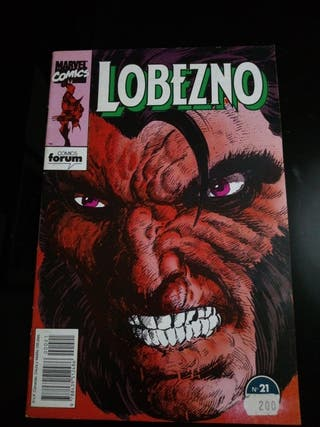 MARVEL COMICS LOBEZNO N. 21