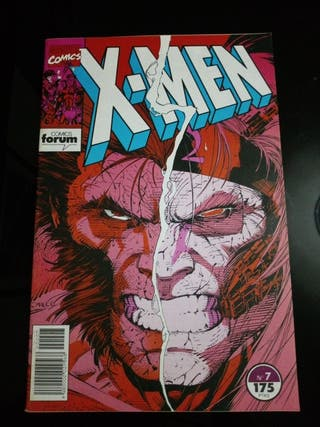 MARVEL COMICS X MEN N. 7