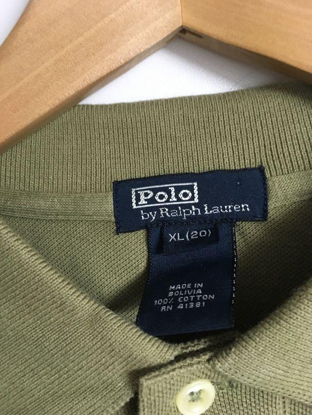 POLO RALF LAURENT TALLA XL