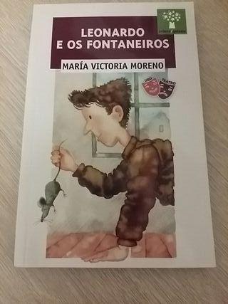 Libro infantil en gallego.