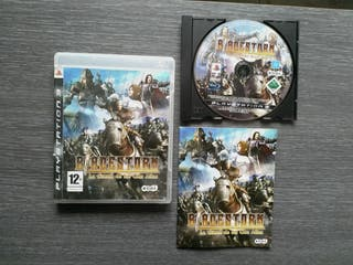Vendo Bladestorm para PlayStation 3