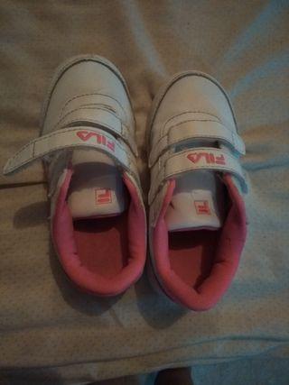 zapatillas fifa de niña