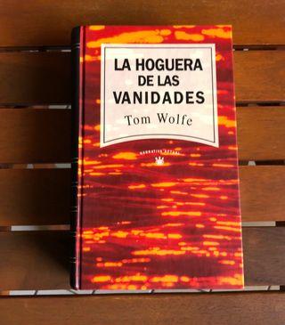 LA HOGUERA DE LAS VANIDADES, TOM WOLF