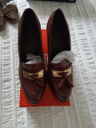 Zapatos piel n, 38