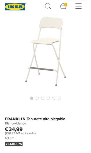 Sillas Plegables Ikea De Segunda Mano En Wallapop