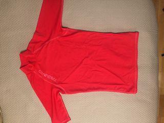 Camiseta termica para agua Tribord. Talla XS
