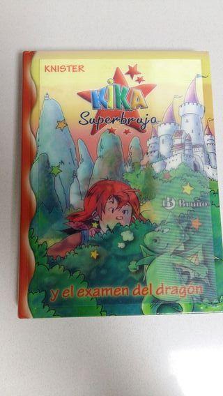 Libro infantil Kika
