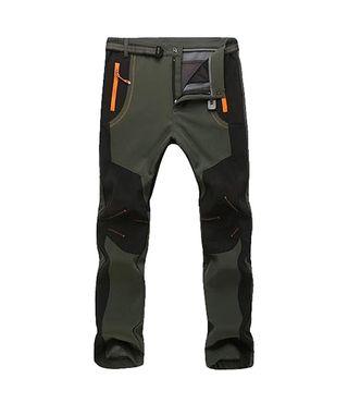 Pantalón largo poliamida