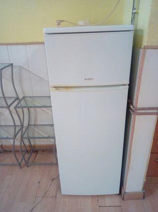 frigorífico con congelador