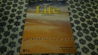Livre anglais Life Intermediate B1+
