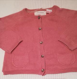 chaqueta niña 6-9 meses