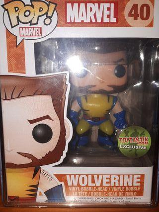 funko pop Wolverine toytastik