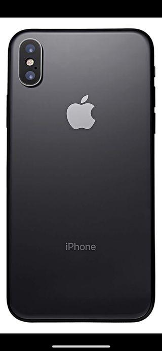 iPhone X spacial gray 64GB
