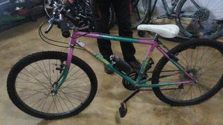 Bicicleta MB de chica