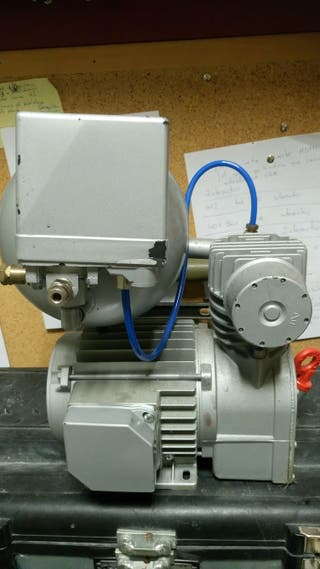 compresor BER-MAN mod. BM71Y4/C.000