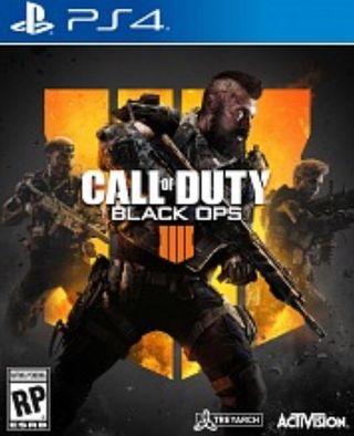 Black ops 4 de ps4
