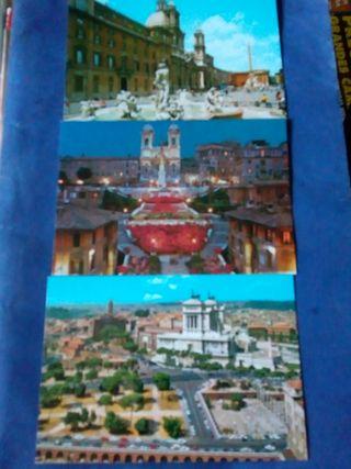 postales de roma
