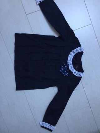 Preciosa camisa marca Trasluz, talla 3 años