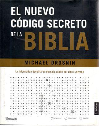LIBRO EL NUEVO CODIGO SECRETO DE LA BIBLIA DE MICH