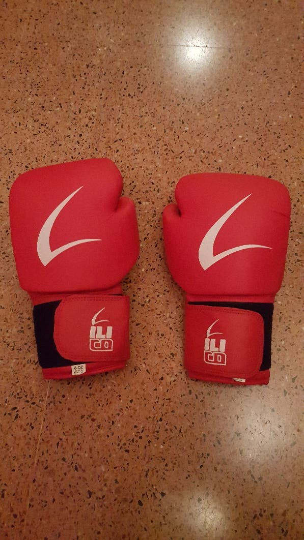 guantes(artes marciales) niño