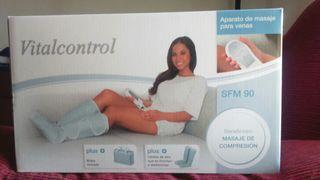 aparato de masaje