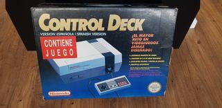 Nintendo NES con caja original 1996