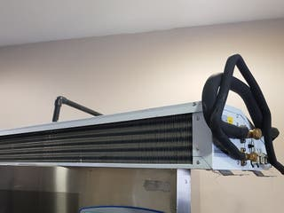 Cámara frigoríficas industria conservación ZANOTTI